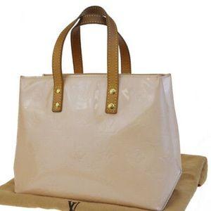 🆕 Louis Vuitton Vernis Read Monogrammed Handbag